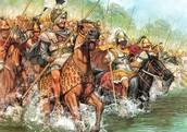 אלכסנדר וצבאו