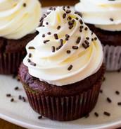 Applesauce Cupcake
