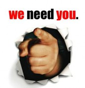 Necesitamos su ayuda