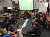Working on alphabetical order with our names