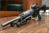 The Bushmaster XM-15 Rifle