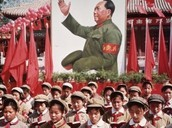 The Revolution that had changed China
