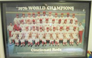 '76 World Champion Reds Print