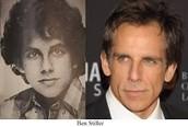Child Ben Stiller and Ben Stiller