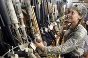 Who do gun control laws affect?