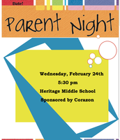 Parent Night - Sex Ed Curriculum