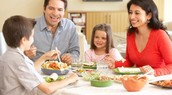 The Benefits of Family Mealtime