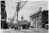 Cambridge, Mass. in 1910