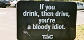 Drink and drive, and you will face the consequences