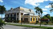 El palacio de la cultura Romulo Rozo