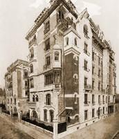 Особняк Беранже в Париже. (Эктор Гимар) 1900 г