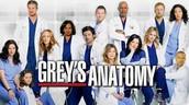 Grey's Anantomy!