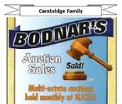 Bodnar's Auctions