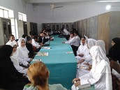 Presentations in Different Institutes
