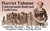 Underground Railroad Conference