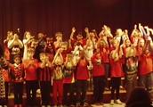 2nd Grade Showcase
