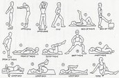 Different Types of Stretches