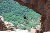 Repelling Down Mountains