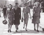Post World War 2 Women
