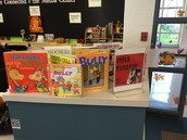 Bully Books on display