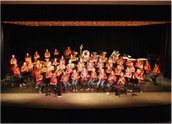 Sun Prairie Middle School Honors Band