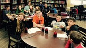 JH quiz bowl ready for a great season!