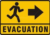 Evacuation Drill to Tohickon Middle School