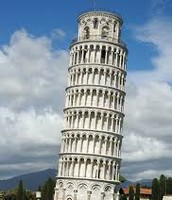 The Leaning Tower of Pisa is located in Pisa, Italy