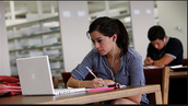 Studying while listening to music will still keep you on task