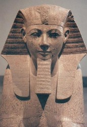 Our Pharaoh, Hatshepsut