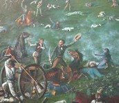 the battle of San Jacento