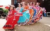 Bailables tradicionales y Modernos