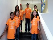 M. B. Henderson Elementary 5th Grade Student Ambassadors are the Common Cents Representatives