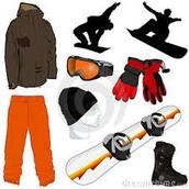 Men's Snowboarding Gear