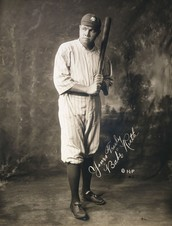 Babe Ruth Hits Another