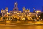 Madrid (capital of Spain)🌇