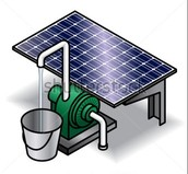 Solar Power Water Pump!!🌞🌞