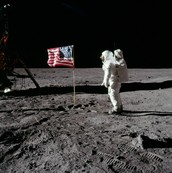 What was the Space Race?