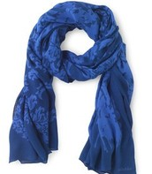 Union Square Scarf, blue