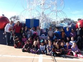2nd Graders Visit Big Lots
