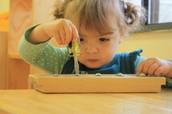 Beibei Amigos Language Preschool is opening a Montessori Language Immersion Program teaching in English, Spanish and Mandarin