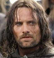 Arragorn as Viggo Mortensen