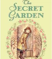 The Secret Garden by Francis Hodgson Burnett