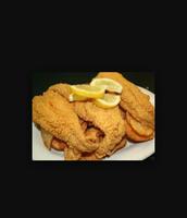 Southern  Fried fish