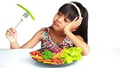 Respect your child's appetite, Stick to a routine and Be patient with new foods.
