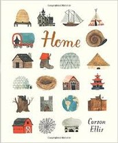 Home, by Carson Ellis