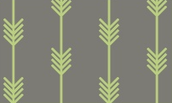 Grey back ground with yellow native-american arrows