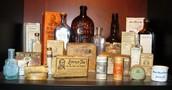 Civil War Medicine Bottles