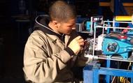 Internship as Manufacture worker