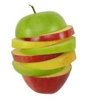 kirjud õunad 5.45€